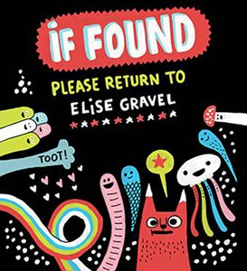 [If Found... Please Return To Elise Gravel (Hardcover) (Product Image)]