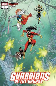 [Guardians Of The Galaxy #3 (Shalvey Spider-Woman Variant) (Product Image)]