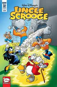 [Uncle Scrooge #32 (Cover A Fecchi) (Product Image)]