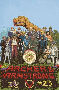 [Archer & Armstrong #23 (Product Image)]