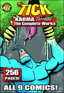 [The Tick: Karma Tornado: The Complete Works (New Printing) (Product Image)]