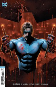 [Nightwing #58 (Variant Edition) (Product Image)]