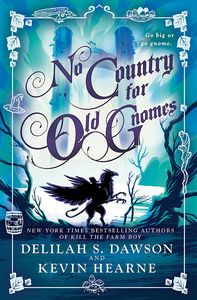 [No Country For Old Gnomes (Hardcover) (Product Image)]