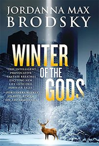 [Olympus Bound: Book 1: Winter Of The Gods (Product Image)]