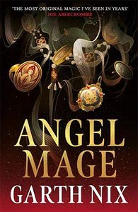 [Angel Mage (Product Image)]