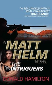 [Matt Helm: The Intriguers (Product Image)]
