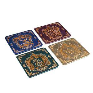 [Harry Potter: Coasters: Hogwarts Crest (Product Image)]