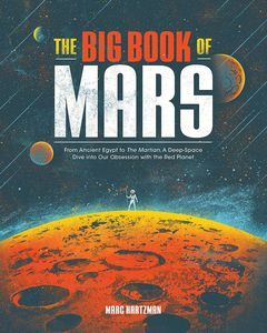 [The Big Book Of Mars: From Ancient Egypt To The Martian (Product Image)]