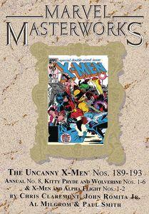 [Marvel Masterworks: Uncanny X-Men: Volume 11 (Dm Variant Edition 270 - Hardcover) (Product Image)]