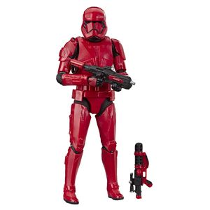 [Star Wars: The Rise Of Skywalker: Black Series Action Figure: Sith Trooper (Product Image)]