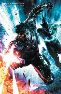 [Suicide Squad #5 (Jeremy Roberts Variant Edition) (Product Image)]