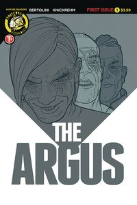 [The cover for Argus #2]
