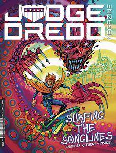 [Judge Dredd Megazine #400 (Product Image)]