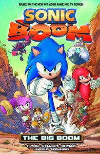 [Sonic Boom: Volume 1: Big Boom (Product Image)]