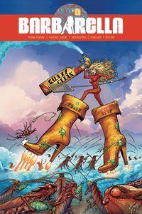 [Barbarella #6 (Cover E Yarar Exclusive Subscription Variant) (Product Image)]