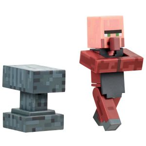 [Minecraft: Action Figures: Blacksmith Villager (Product Image)]