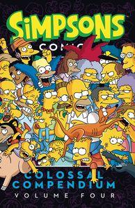 [Simpsons Comics: Colosal Compendium: Volume 4 (Product Image)]