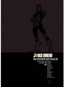 [2000AD: Judge Dredd: Restricted Files: Volume 2 (Product Image)]