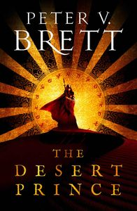 [The Desert Prince (Signed Hardcover) (Product Image)]