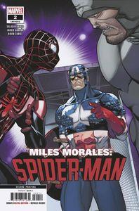 [Miles Morales: Spider-Man #2 (2nd Printing Garron Variant) (Product Image)]