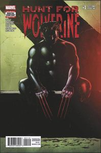 [Hunt For Wolverine #1 (2nd Printing Marquez Variant) (Product Image)]