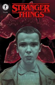 [Stranger Things #1 (Forbidden Planet Exclusive Ben Oliver Variant - Signed Edition) (Product Image)]
