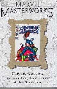 [Marvel Masterworks: Captain America: Volume 3 (DM Edition) (Product Image)]