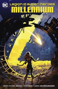 [Legion Of Super Heroes: Millennium (Product Image)]