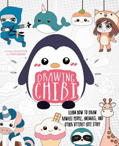 [Drawing Chibi: Learn How To Draw Kawaii (Product Image)]