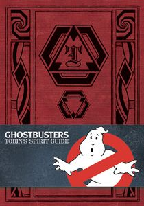[Ghostbusters: Tobin's Spirit Guide (Hardcover) (Product Image)]