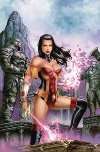 [Grimm Fairy Tales #26 (Cover A Vigonte) (Product Image)]