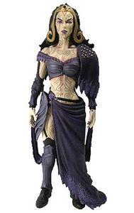 [Magic The Gathering: Legacy Action Figures: Liliana Vess (Product Image)]