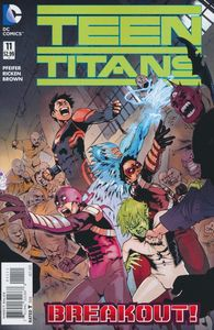 [Teen Titans #11 (Product Image)]