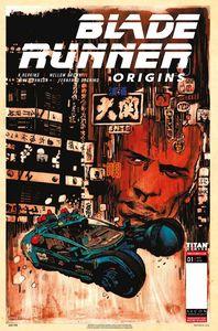 [Blade Runner: Origins #1 (Cover D Robert Hack) (Product Image)]