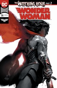 [Wonder Woman #56 (Foil - Witching Hour) (Product Image)]