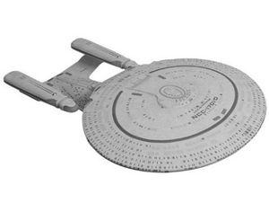[Star Trek: The Next Generation: Enterprise D Ship (Product Image)]