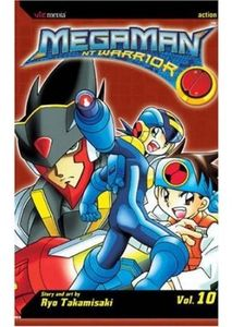 [MegaMan NT Warrior: Volume 10 (Product Image)]