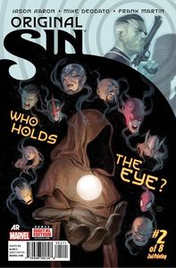[Original Sin #2 (2nd Printing Tedesco Variant) (Product Image)]