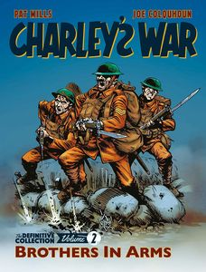 [Charley's War: The Definitive Collection: Volume 2: Brothers In Arms (Product Image)]