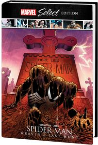 [Spider-Man: Kraven's Last Hunt (Marvel Select Hardcover) (Product Image)]