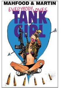 [Tank Girl: Everybody Loves Tank Girl (Titan Edition) (Product Image)]