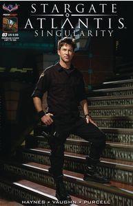 [Stargate Atlantis: Singularity #3 (Premium Flashback Photo Limited) (Product Image)]