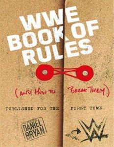 [WWE Book Of Rules (& How To Break Them) (Product Image)]