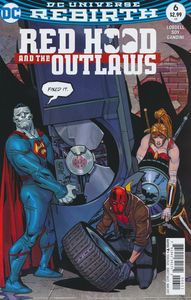 [Red Hood & The Outlaws #6 (Product Image)]