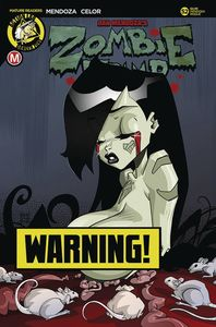 [Zombie Tramp: Ongoing #52 (Cover F Mendoza Risque) (Product Image)]