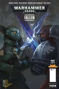 [Warhammer 40K: Fallen #2 (Cover A Sondred) (Product Image)]