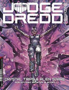 [Judge Dredd Megazine #410 (Product Image)]