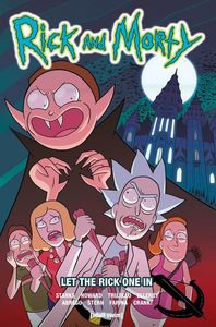 [Rick & Morty: Volume 8 (Signed Edition) (Product Image)]