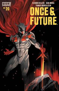 [Once & Future #20 (Cover A Mora) (Product Image)]