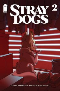 [Stray Dogs #2 (2nd Printing) (Product Image)]